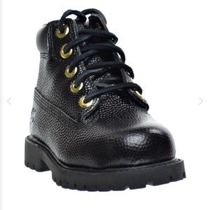 Toddler 6inch premium Timberland Boots
